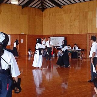 市内中学生剣道大会