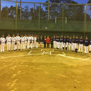 第2760地区秋の親睦野球大会結果報告