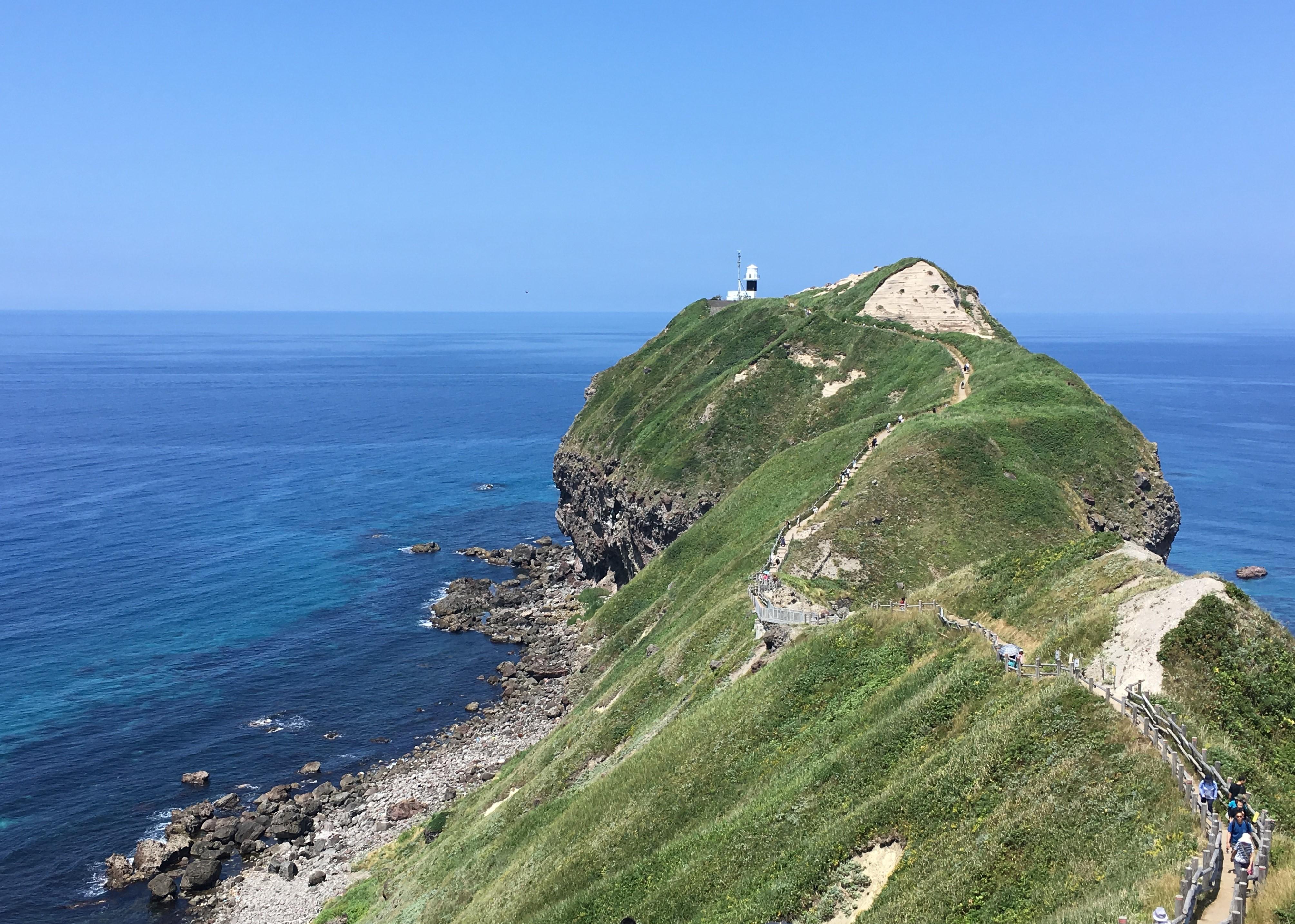 北海道遺産 積丹半島